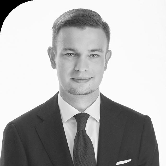 radca prawny Warszawa - Dominik Bala
